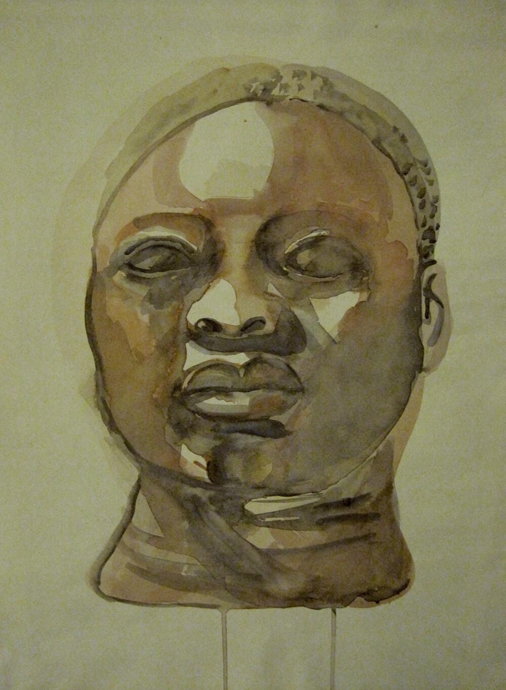Kopf, Afrika