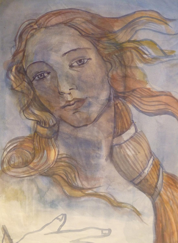 Botticellis Venus